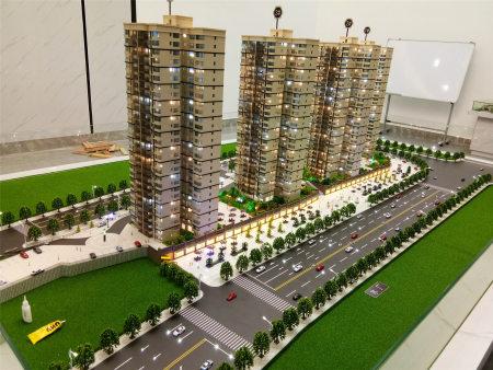鑫晟達模型-南寧模型制作公司作品上上城房地產模型項目
