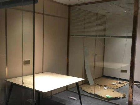 办公室装修隔断的种类分类