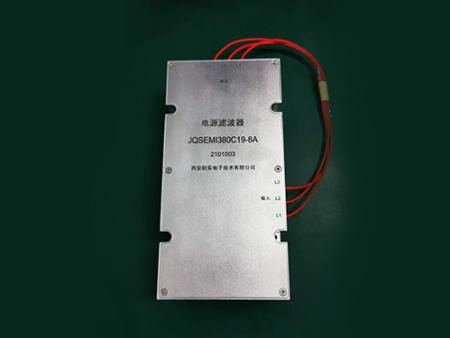 电源滤波器JQSEMI380C19-8A