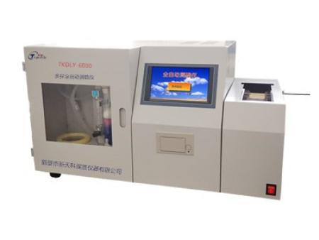 TKDLY-6000多樣全自動測硫儀