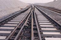高速鐵路道岔的平縱斷面的五種特征