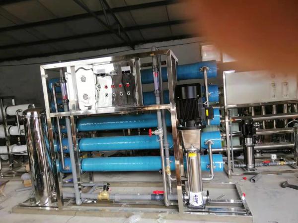 十吨纯净水设备主机