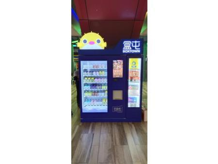 广东机械臂盲盒自动贩卖机定制