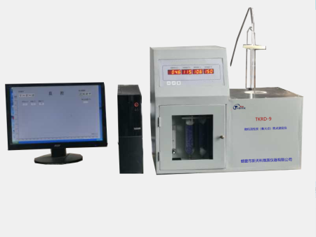 TKRD-9微機活性炭(著火點)燃點測定儀