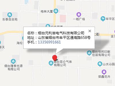 烟台元利吉电气科技有限公司