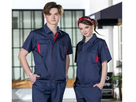 深圳工衣定制廠家教你如何區分服裝的質量