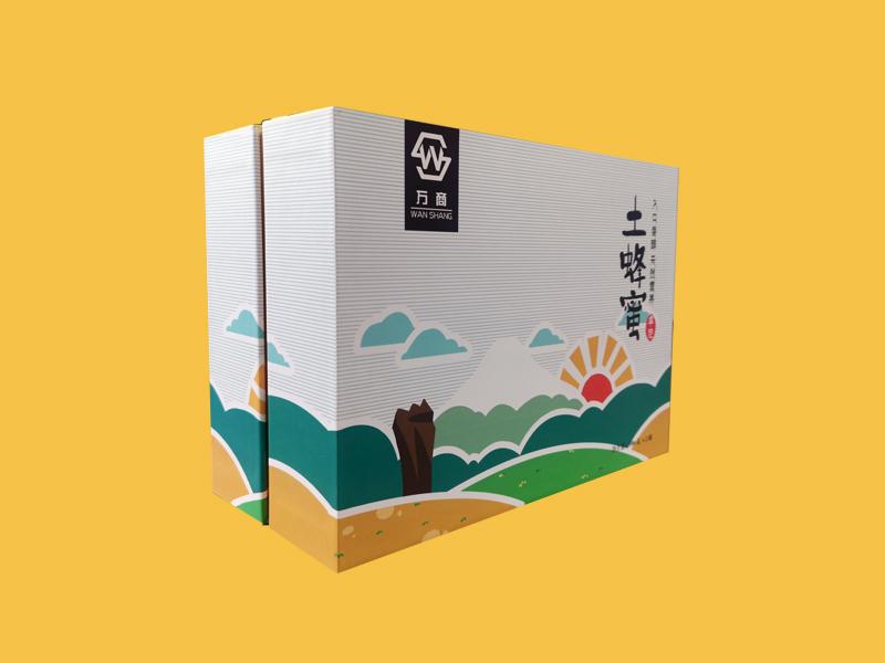 蘭州禮品包裝盒