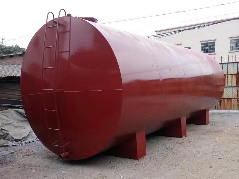 广东十吨油罐中钢筋混凝土材质的介绍