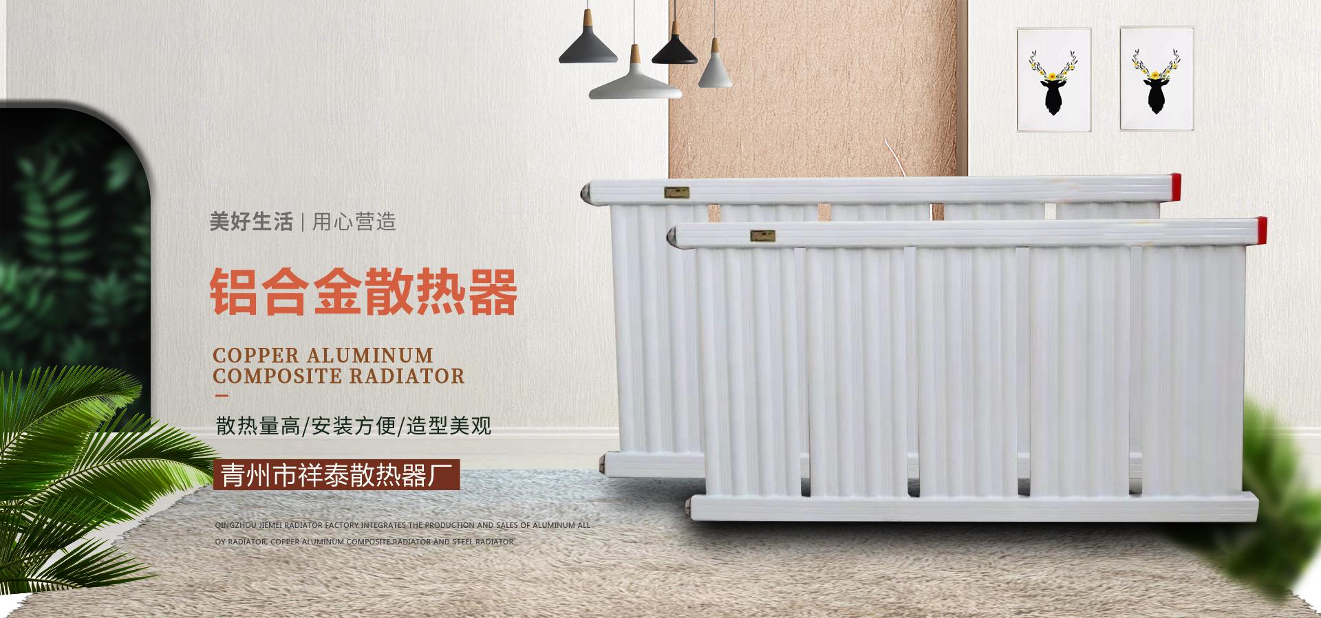 青州潔美散熱器廠