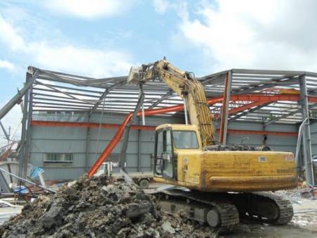 哈尔滨工厂拆除,哈尔滨工厂拆除的注意细节