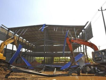 哈尔滨工厂拆除,哈尔滨工厂拆除的步骤有哪些