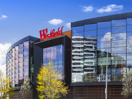 Westfield Doncaster Shopping mall in Australia