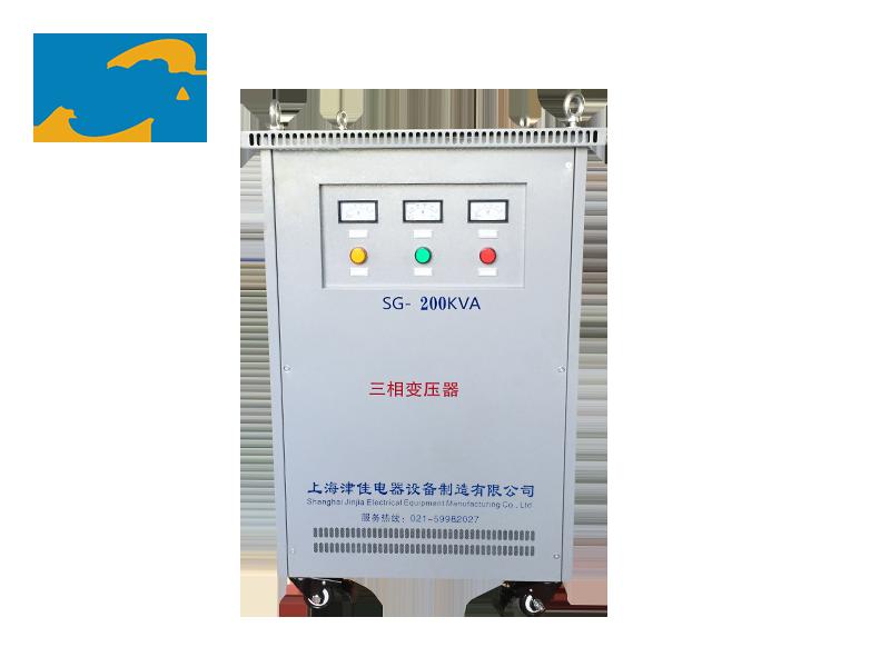 三相干式变压器SG-200KVA