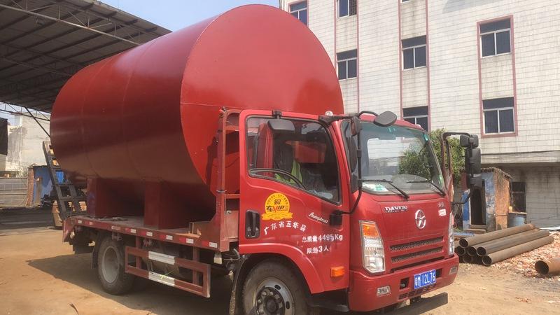 廣東水泥罐設備地基應該如何正確建設