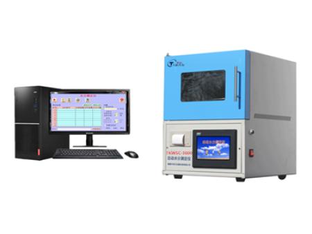 TKWSC-9000微機自動水分測定儀