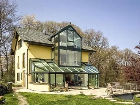 兰州阳光房为何不要玻璃顶?
