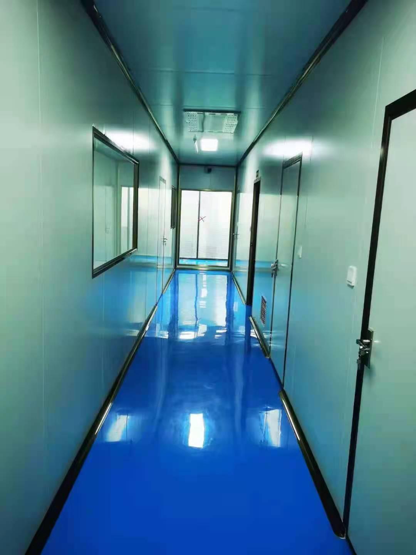 洁净厂房设计与施工-食品洁净厂房