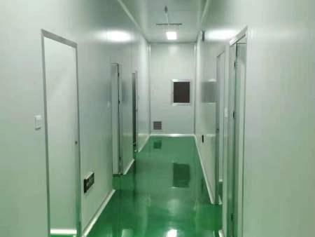 手術室凈化工程-凈化工程車間