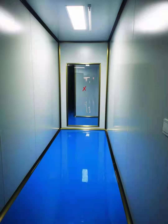 医药工业洁净厂房设计规范-洁净厂房标准
