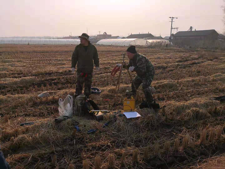 黑龙江省延寿县六团镇地热资源预可行性勘查AMT工作顺利完工