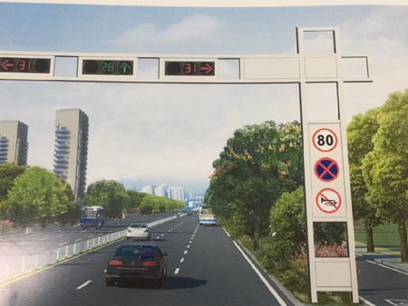 广西交通信号灯红绿灯功能介绍