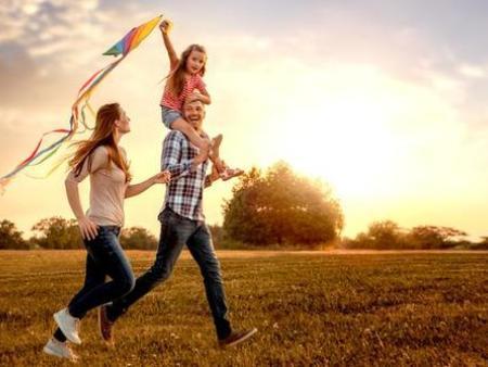 健康的家庭关系