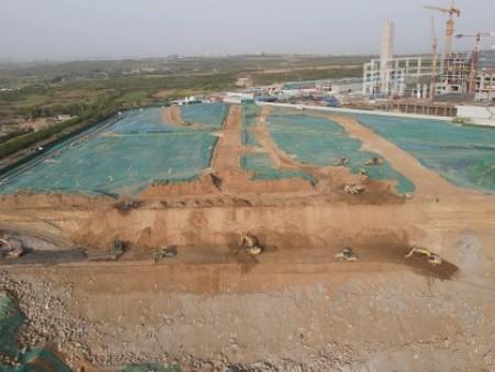 [ 2021第3期 工作簡報 ] 河南元泰市政項目部現場施工如火如荼