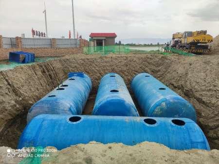 甘肃污水处理成套设备