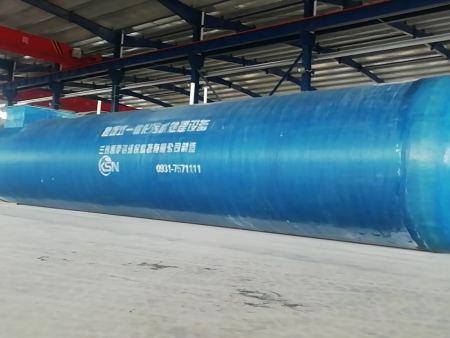 甘肃一体化污水处理设备