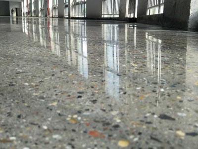 甘肃固化剂地坪