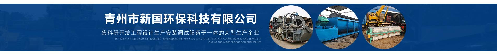 青州市新国环保科技有限公司
