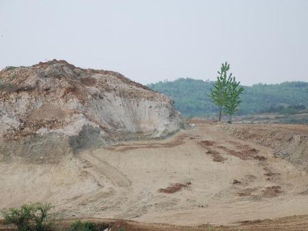 膨潤土礦山