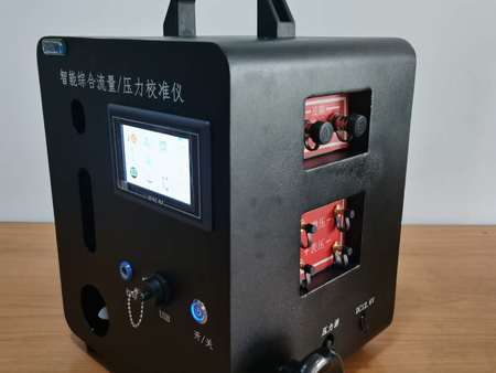 HT-2030智能综合流量、压力校准仪