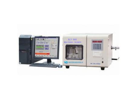 微機全自動一體定硫儀