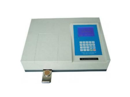 X熒光硫鈣鐵分析儀