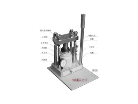 液壓式壓片機