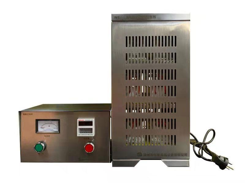內置式臭氧設備