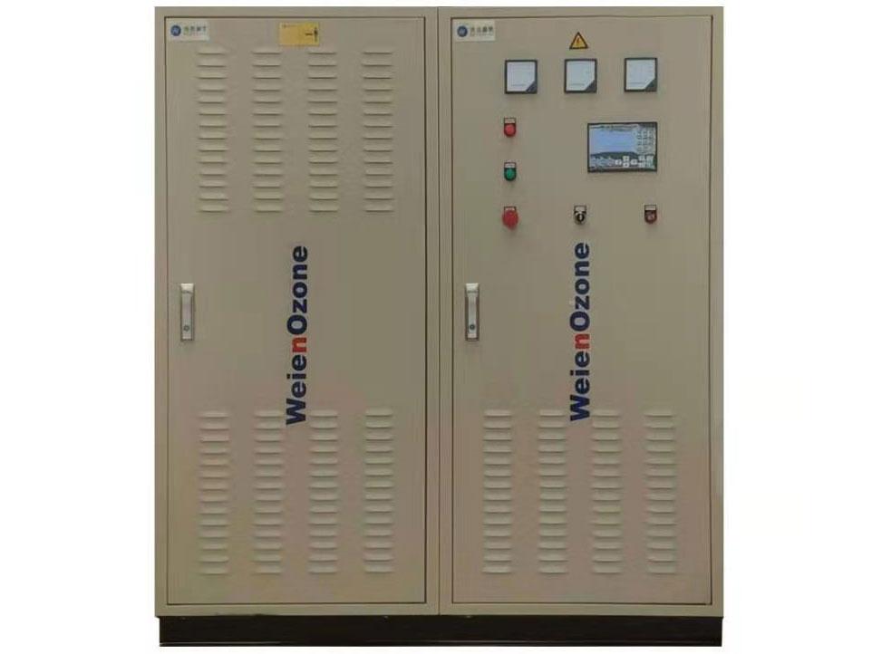 水冷式臭氧發生器WE-SL型號