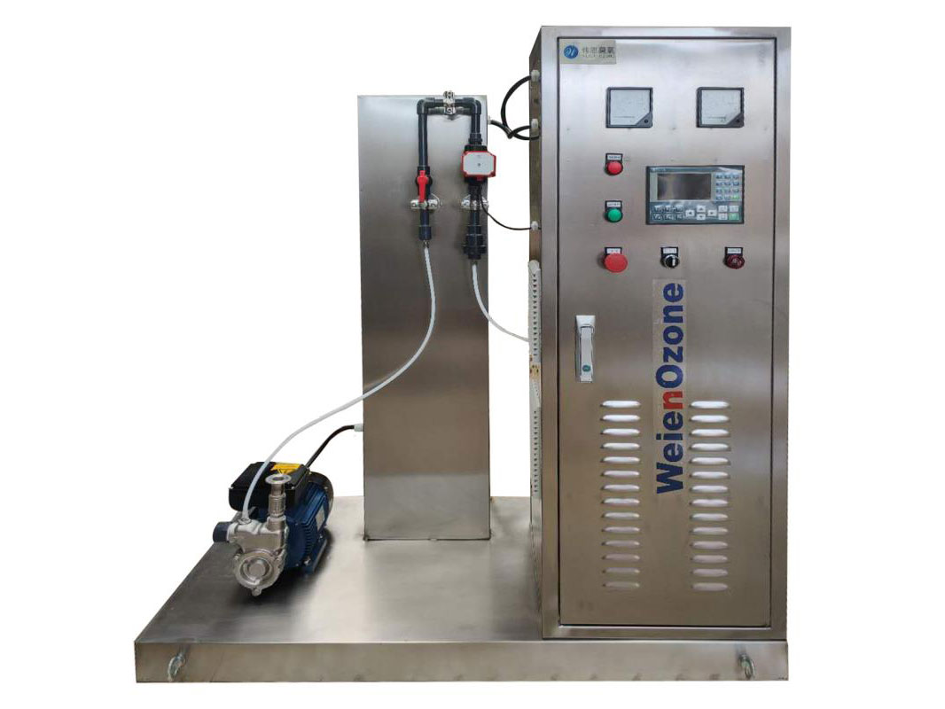 水處理式臭氧發生器