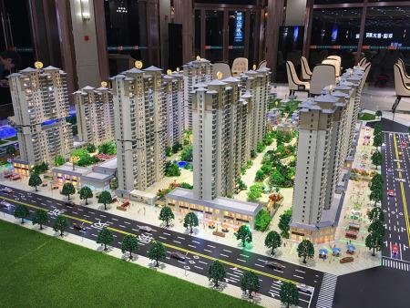 西寧沙盤模型在建筑中有哪些作用: