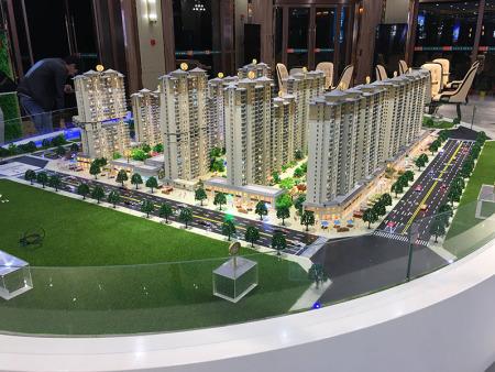 青海建筑模型公司告知大家房地產模型在建造時應遵循的原則
