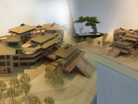 西寧沙盤模型