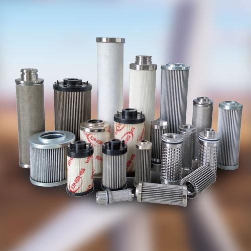 各种压缩机机组油滤芯
