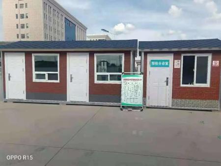 慶陽市各醫院的預檢分診室用房建設基本完成