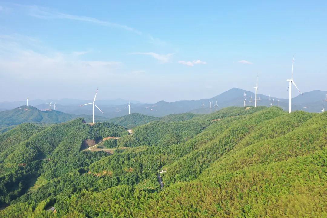 中國能建投資公司:發揮化優勢 加快發展新能源