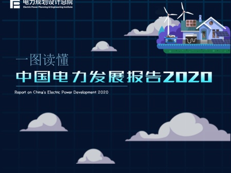 一圖讀懂《中國電力發展報告2020》