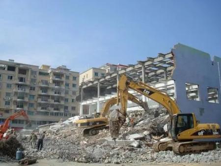 沈陽拆除公司電話:建筑物拆除工程施工前的準備工作