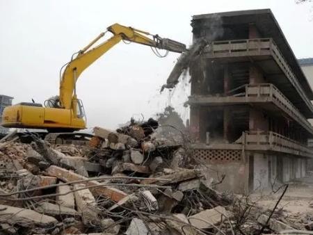 沈陽拆除公司講解工廠拆遷的注意事項!