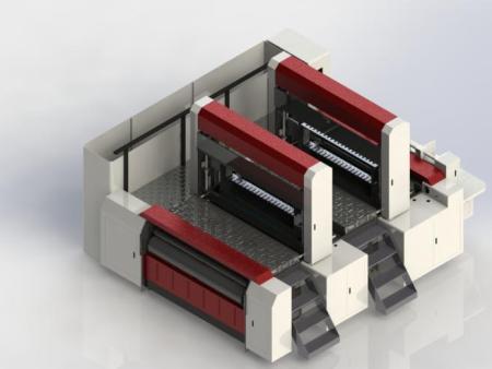 高速无版数码印刷机