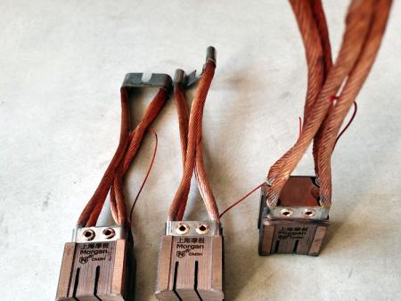 教你區別碳刷與電刷